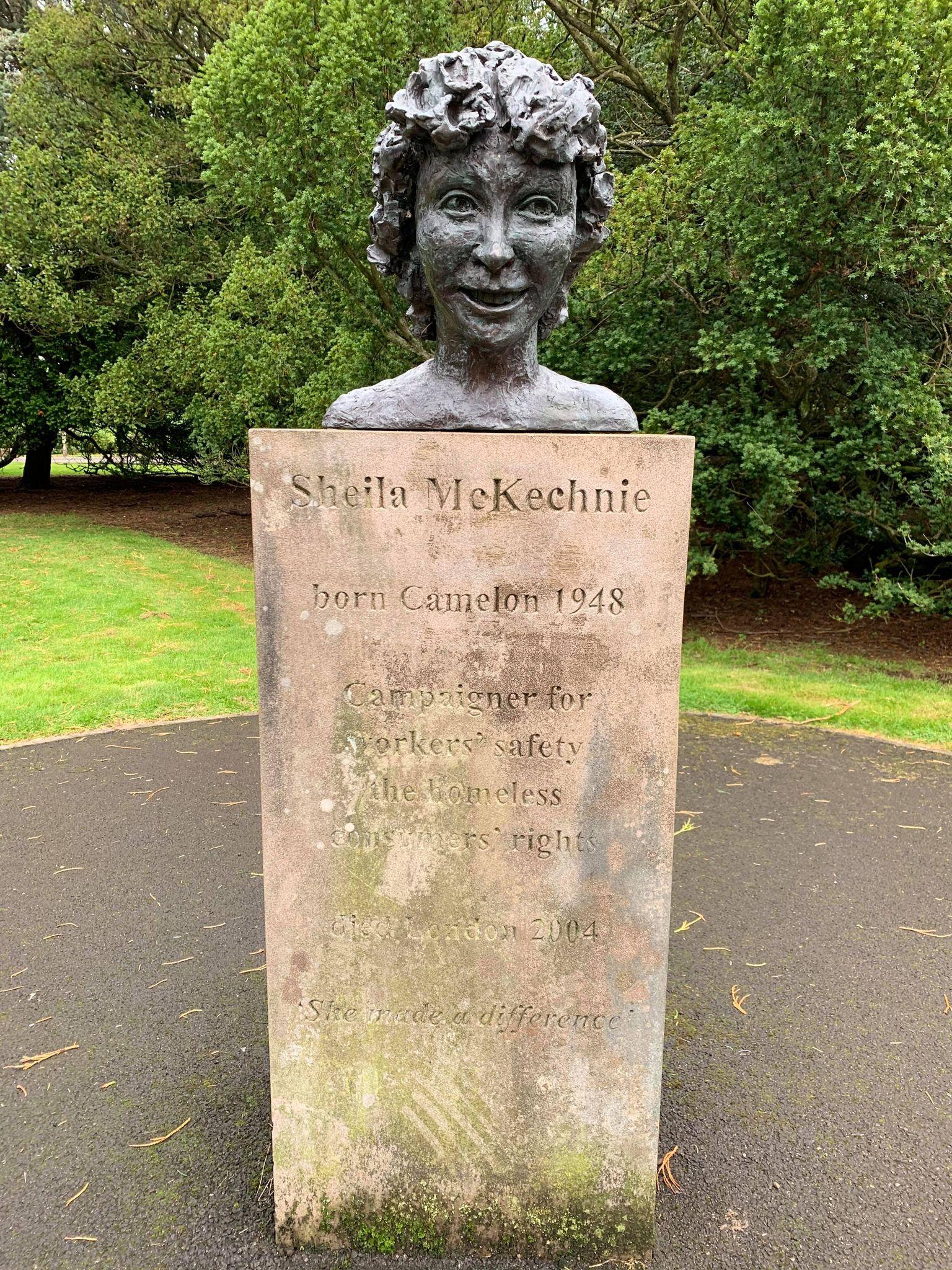Dame Sheila Marshall McKechnie DBE