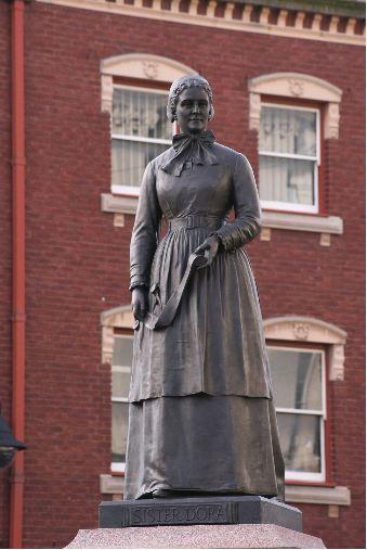 Dorothy Wyndlow Pattison, 'Sister Dora'